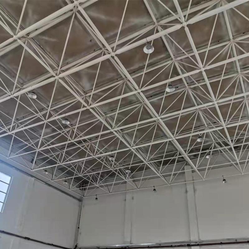 球形网架结构加工