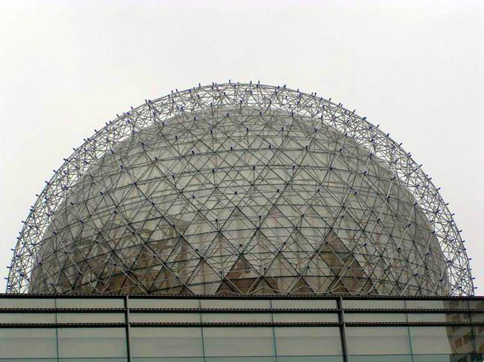 螺栓球网架